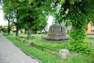 Denkmal in Menz