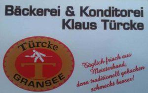 Bäckerei Klaus Türcke Gransee