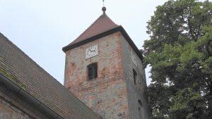 Terminänderung: Frühjahrsputz Kirche Menz @ Kirche Menz